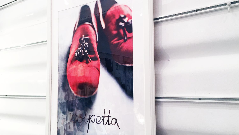 ふと足もとを見ると笑顔になっちゃう、そんな靴。「polpetta(ポルペッタ)」2018 S/S展示会